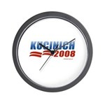 Kucinich 2008 Wall Clock