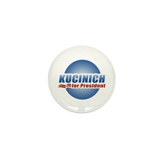 Kucinich for President Mini Button (100 pack)