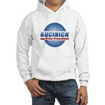 Kucinich for President Hooded Sweatshirt