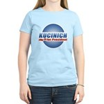 Kucinich for President Women's Light T-Shirt