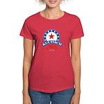 Kucinich 2008 Women's Dark T-Shirt