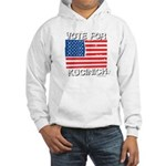 Vote for Kucinich Hooded Sweatshirt