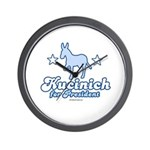 Dennis Kucinich for President Wall Clock