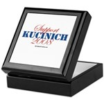 Support Kucinich Keepsake Box