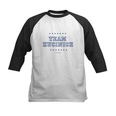 Team Kucinich Kids Baseball Jersey