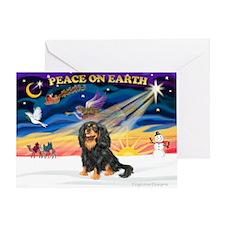 Peace / Cavalier (BT) Greeting Card