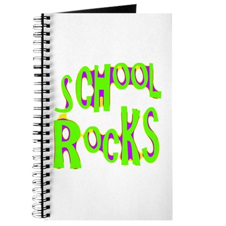 School Rocks - Lime Journal