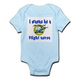Flight Nurse Infant Bodysuit