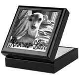 Rescues=Love 2 Keepsake Box