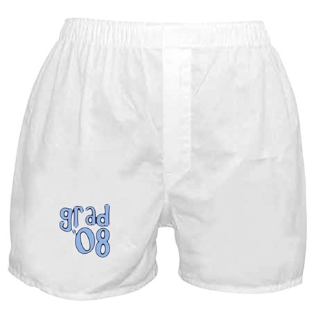 Grad 08 - lt Blue Boxer Shorts