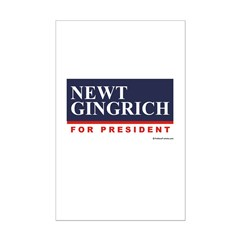 Newt Gingrich Posters
