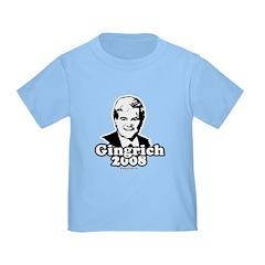 Gingrich 2008 Toddler T-Shirt