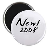 Newt Gingrich Autograph Magnet