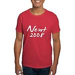 Newt Gingrich Autograph Dark T-Shirt