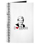 I Love Newt Gingrich Journal