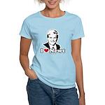 I Love Newt Gingrich Women's Light T-Shirt