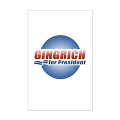 Gingrich for President Posters