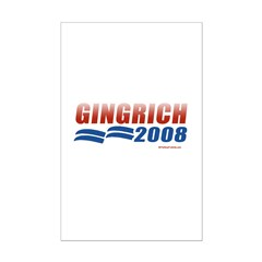 Gingrich 2008 Posters
