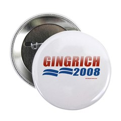 "Gingrich 2008 2.25"" Button (10 pack)"