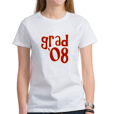 Grad 2008 - Red - Women's T-Shirt