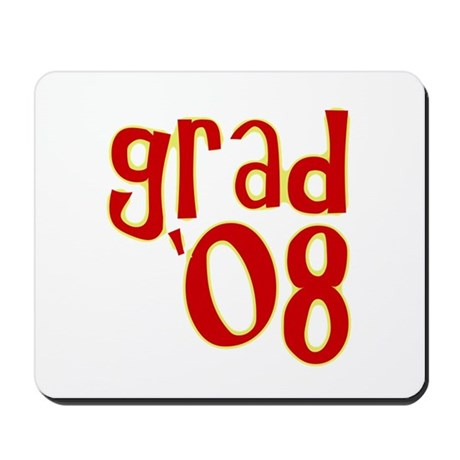 Grad 2008 - Red - Mousepad