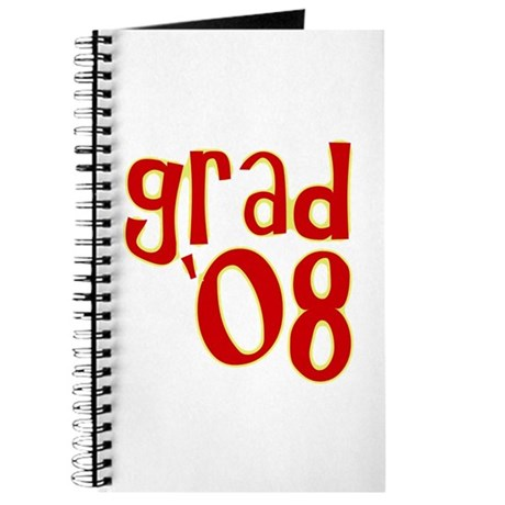 Grad 2008 - Red - Journal