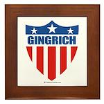 Gingrich Framed Tile