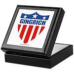 Gingrich Keepsake Box