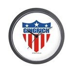 Gingrich Wall Clock