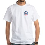 Gingrich 2008 White T-Shirt