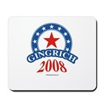 Gingrich 2008 Mousepad