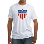 Gingrich Fitted T-Shirt