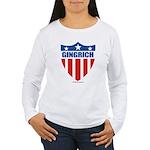 Gingrich Women's Long Sleeve T-Shirt
