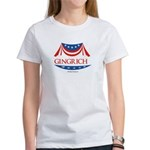 Newt Gingrich Women's T-Shirt