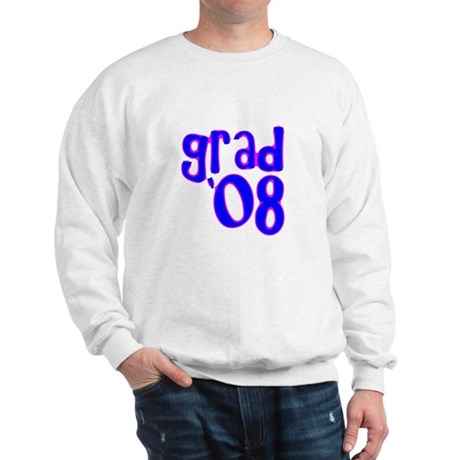 Grad 08 - Blue - Sweatshirt