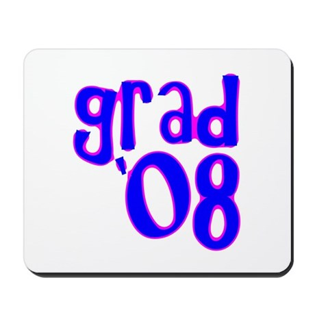 Grad 08 - Blue - Mousepad