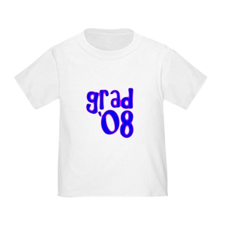 Grad 08 - Blue - Toddler T-Shirt