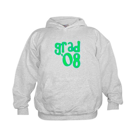 Grad 08 - Lime - Kids Hoodie