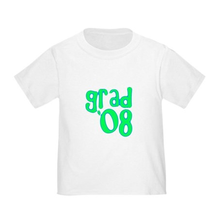 Grad 08 - Lime - Toddler T-Shirt