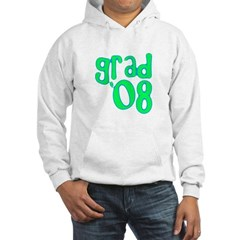Grad 08 - Lime - Hooded Sweatshirt