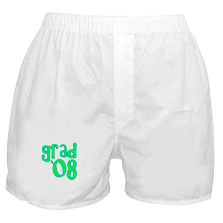 Grad 08 - Lime - Boxer Shorts