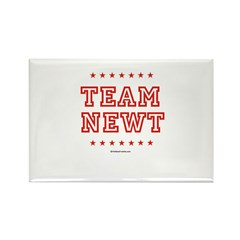 Team Newt Rectangle Magnet