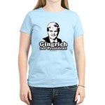 Gingrich for President Women's Light T-Shirt
