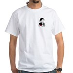 I Love Bill Richardson White T-Shirt