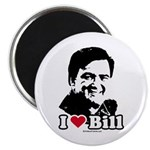 I Love Bill Richardson Magnet