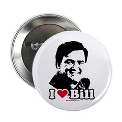 "I Love Bill Richardson 2.25"" Button (10 pack)"