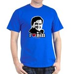 I Love Bill Richardson Dark T-Shirt