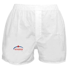 Richardson for President Boxer Shorts