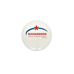 Richardson for President Mini Button (10 pack)