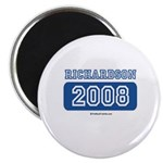 Richardson 2008 Magnet